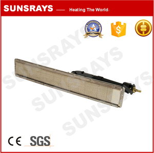 GR1602 ceramic tiles infrared burner